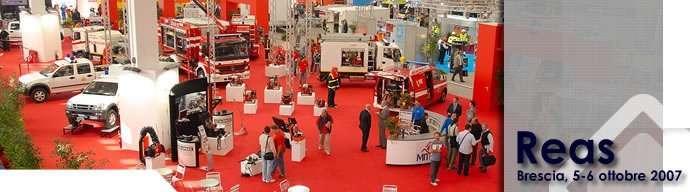 Reas – Salone dell'Emergenza 2007