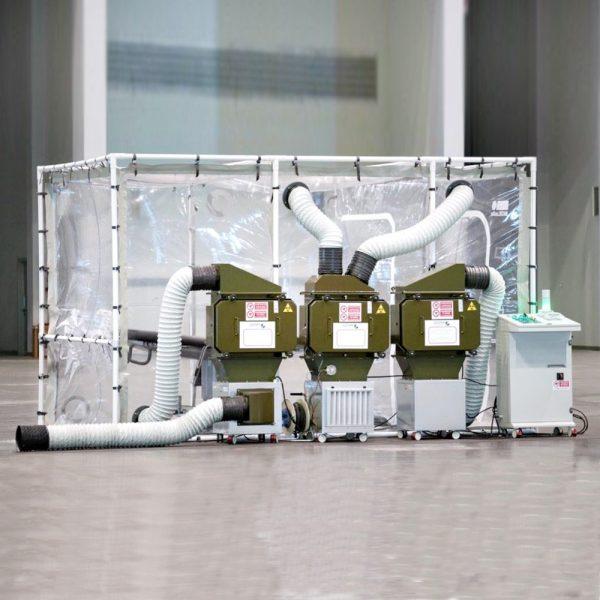 Decontaminazione, disinfezione e dispositivi sanitari