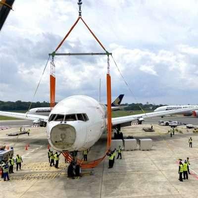 Attrezzature per il soccorso aeroportuale