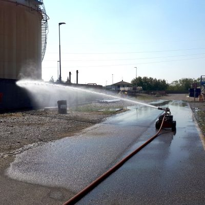 Robot antincendio RED Rescue
