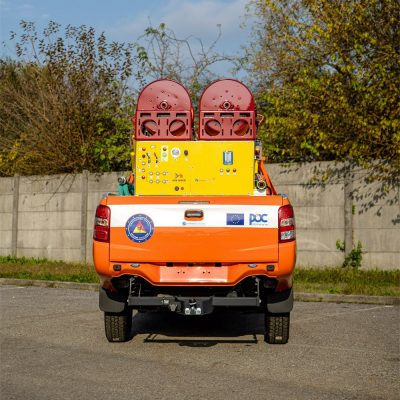 Pick-up aib con cafs